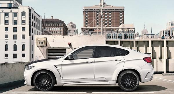 BMW X6 M50d by Hamann