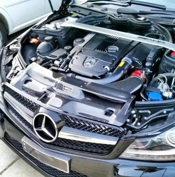 ANOTHER HAPPY CUSTOMER - Mercedes Benz 2012 C250 CGI