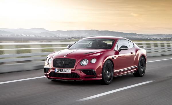 Bentley GT Supersports - OEM parts upgrade body kit