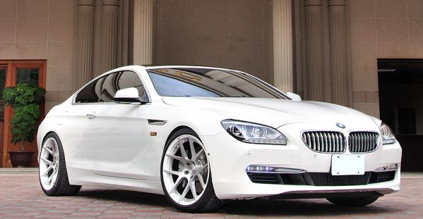 BC Forged wheels for BWM vehicles