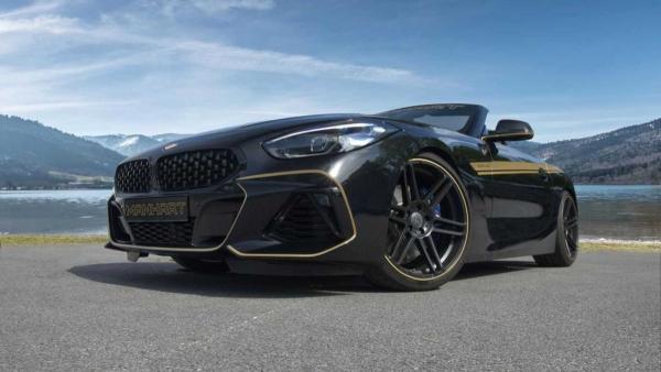 BMW Z4 M40i By Manhart Sounds Brutal
