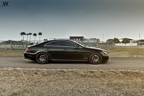 BC Forged wheels for Mercedes vehicles