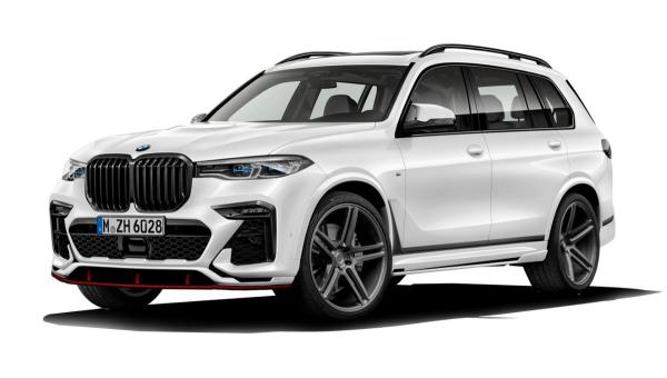 Renegade BMW X7 body kit