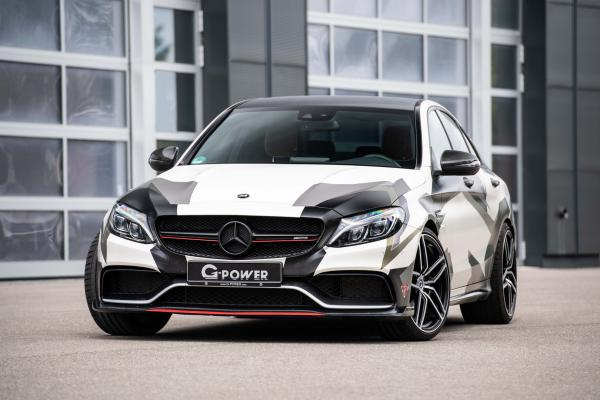 G-Power Reveals 800 hp Mercedes-AMG C63 Sedan