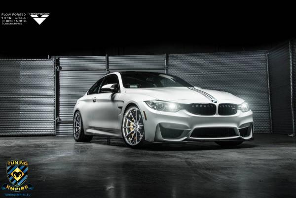 Vorsteiner reveals its new body kit for BMW M4 F82