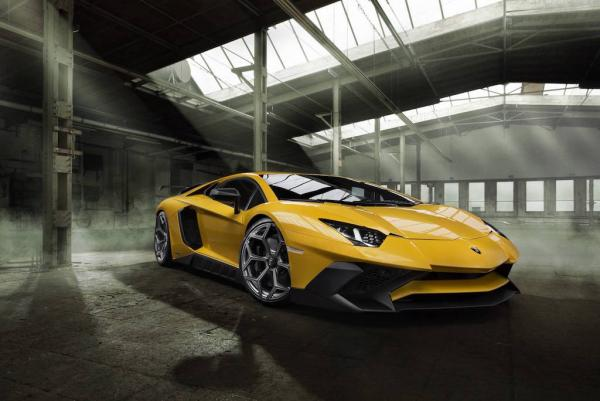 Lamborghini Aventador SV by Novitec Torado