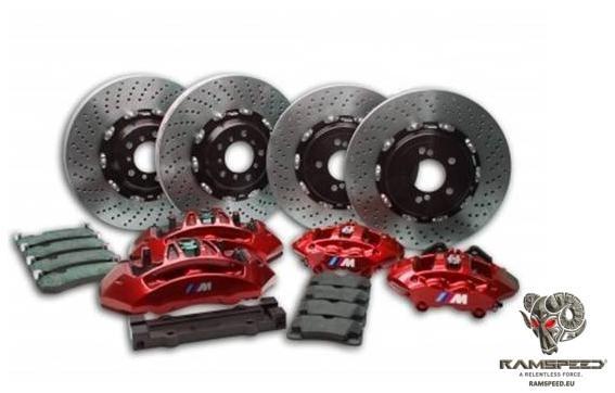 Performance Braking System for BMW M6 V10