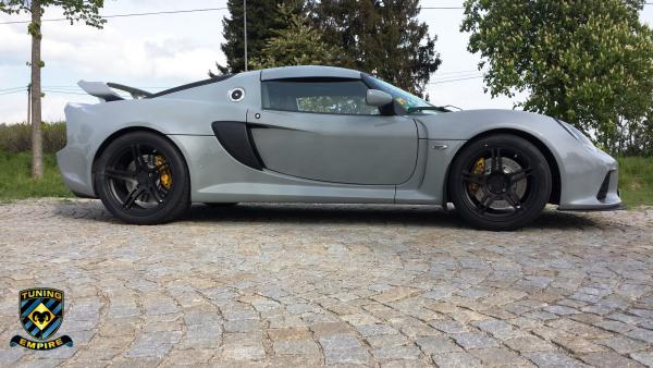 Lotus Exige S V6 - on BC Forged wheels