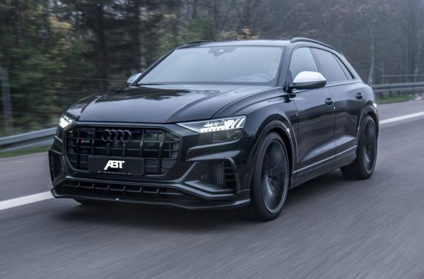 ABT Reveals Audi SQ8 TDI With 510hp