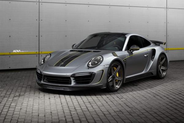 Featured Fitment: TOPCAR 911 Stinger GTR with ADV.1 Wheels