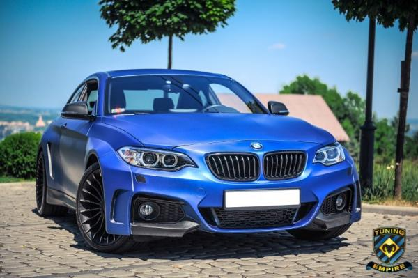 BMW 2 F22 WIDE BODY kit - NOW AVAILABLE !