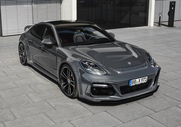 Techart Grand GT based on Porsche Panamera