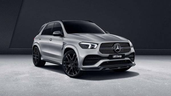 Mercedes GLE By Larte Is A Stylish Winner