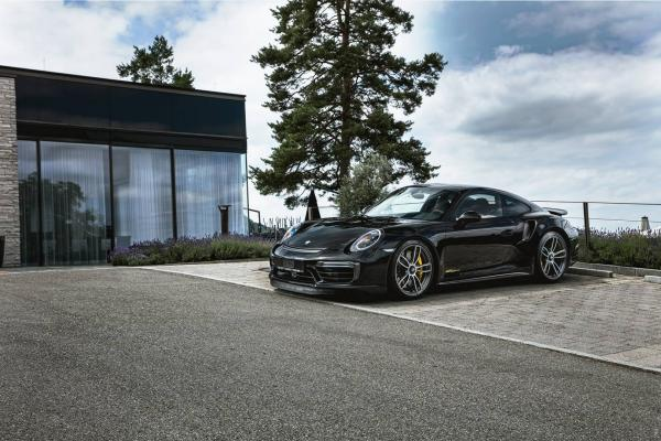 Techart GTSport based on Porsche 911 Turbo S – 30 Units Only