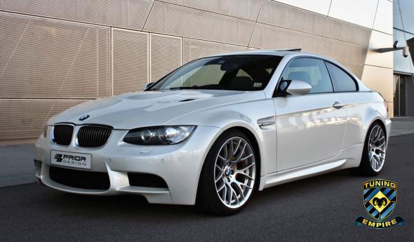 Prior Design BMW M3 E92 Widebody kit