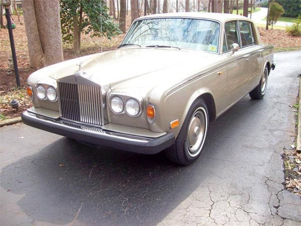1975 Silver Shadow Rolls Royce – Happy Customer