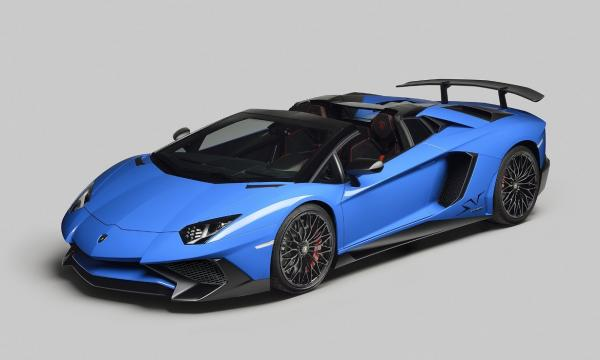 Lamborghini Aventador LP 750-4 Superveloce - Full Carbon fiber body kit