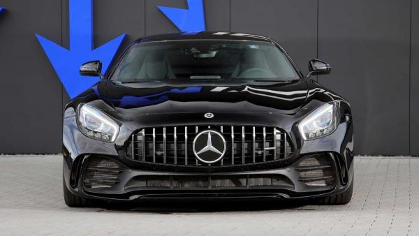 Mercedes-AMG GT R With 880 HP Is A Tuner's Black Series