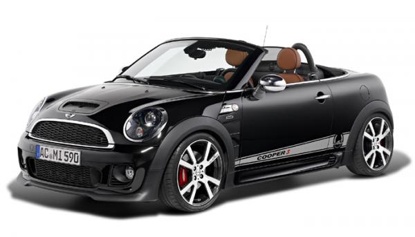 AC Schnitzer refines Mini Coupe (R58) and Roadster (R59)