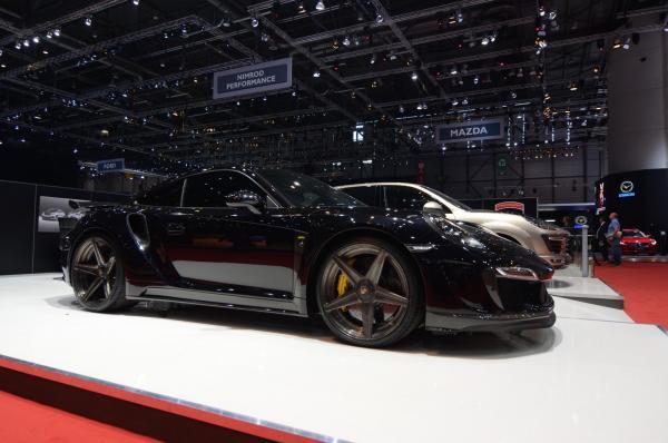 TopCar Porsche 991 Stinger GTR Turbo