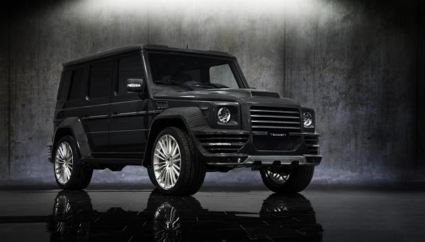 Mansory G-Class : G-COUTURE - full carbon kit upgrade