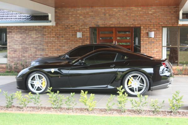 Another Happy Customer! Ferrari F599