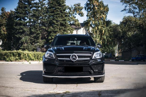 Renegade Mercedes Benz GL body kit
