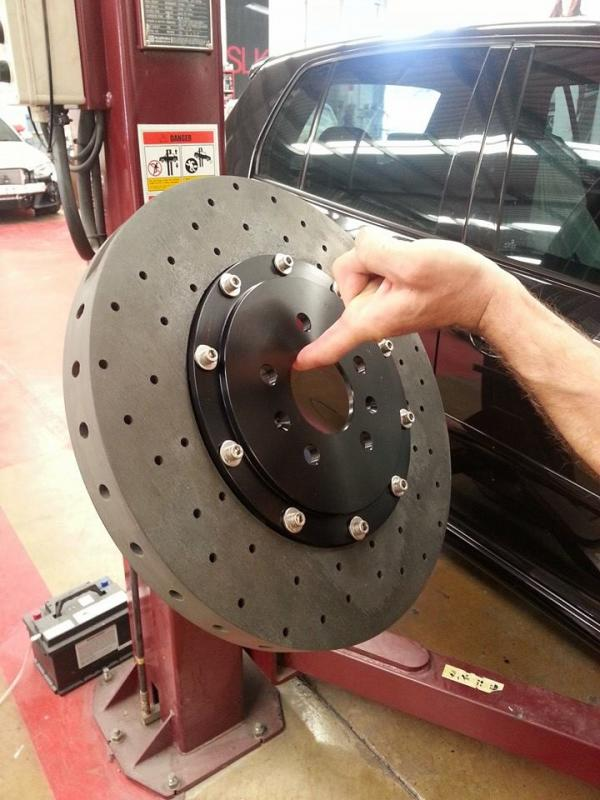 Another HAPPY Customer - Movit Ceramic Brake Discs for Audi RS4 B7