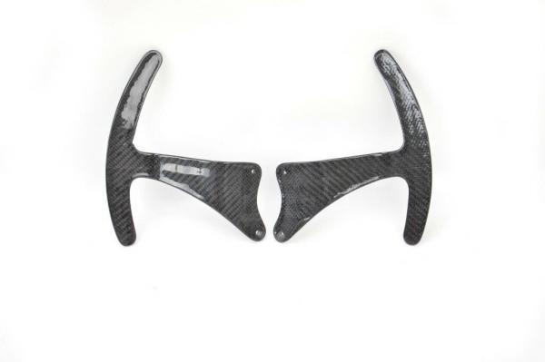 Maserati Granturismo Quattroporte carbon gear paddles levers selectors
