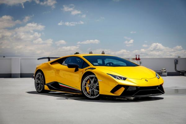 Featured Fitment: Huracan Performante with Vorsteiner V-SF 001 Wheels