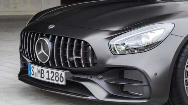 Mercedes-Benz AMG GT C190 Facelift 2017/2018 upgrade