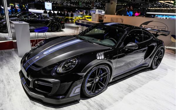 Techart GTstreet R based on Porsche 991 Turbo