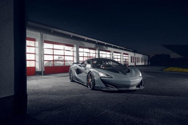 The New Novitec McLaren 600LT is a 688-HP Monster!