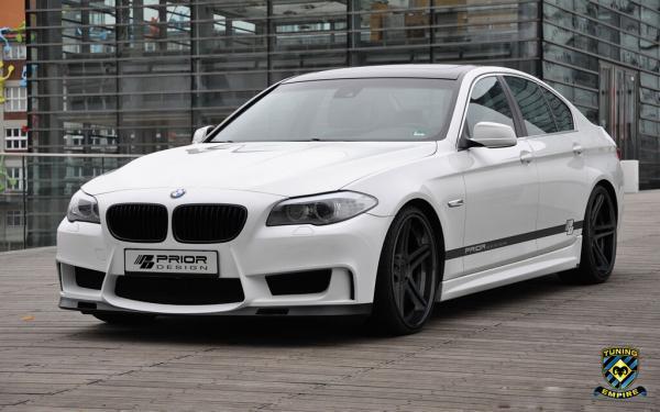 Prior Design BMW F10 5-Series wide body kit