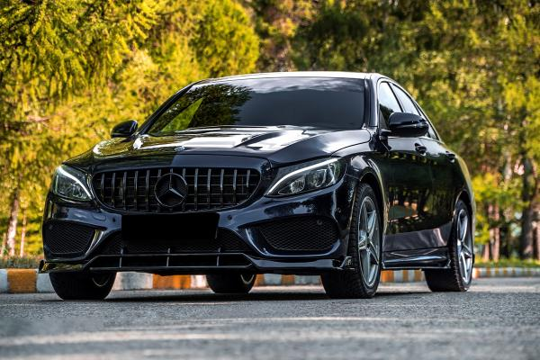 Renegade Mercedes Benz C-Class body kit