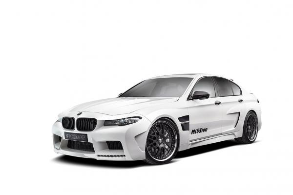 HAMANN 'Mission' – BMW M5 F10 Widebody