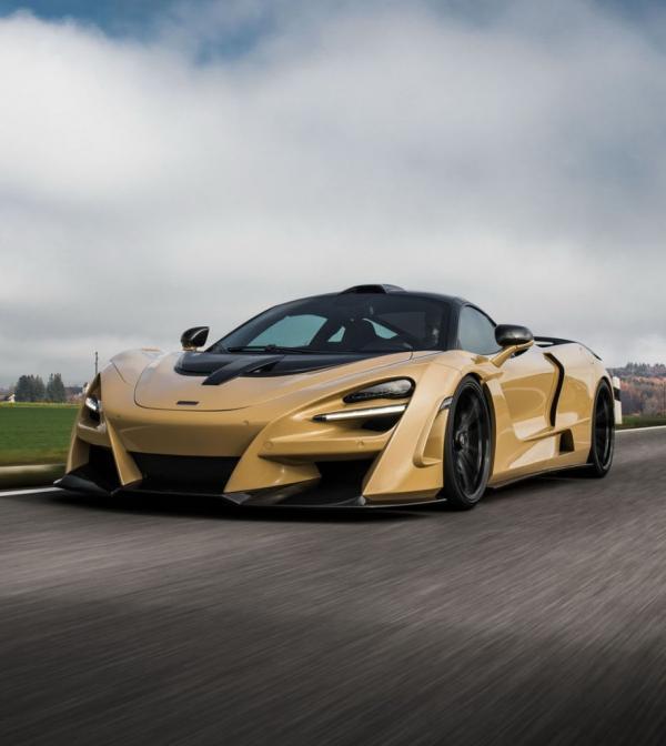 Get Ready for the Novitec N-Largo Widebody McLaren 720S!