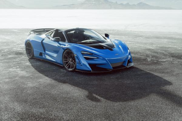 Novitec N-Largo Kit Revealed for the McLaren 720S Spider
