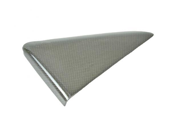 Lamborghini Murcielago Coupe Left door panel card wing mirror carbon cover