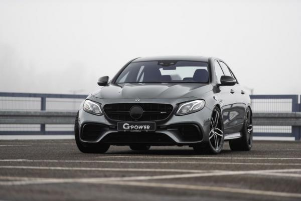 Speed Away with the Brutal G-Power Mercedes-AMG E63 S!