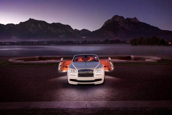 Rolls-Royce Dawn by Spofec - Novitec