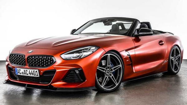 BMW Z4 By AC Schnitzer Blends More Power With Sporty Body Kit