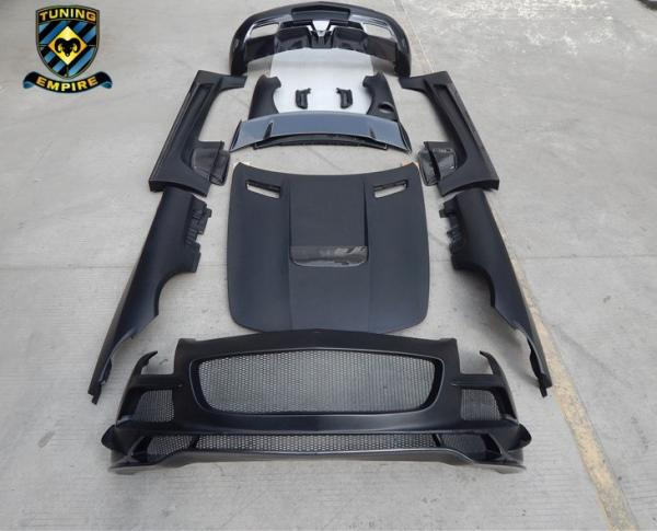 Mercedes SLS AMG Black Series-style body kit - NOW available !