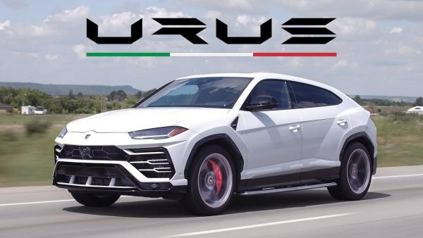 Original Lamborghini URUS parts available for sale after upgrade