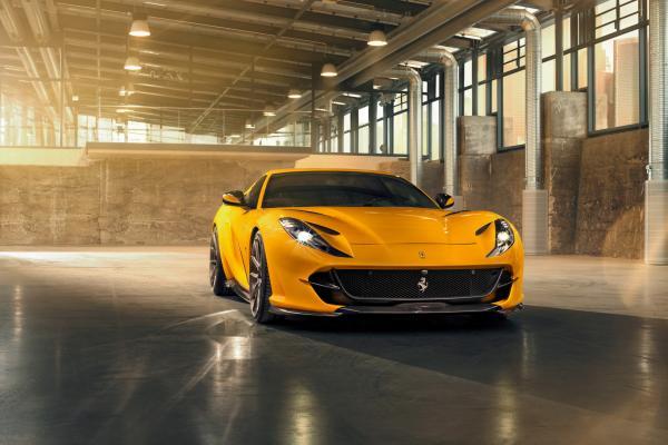 Novitec Ferrari 812 Superfast Revealed
