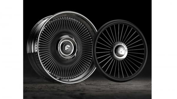 Forgiato's New 26-Inch Wire Wheel Set Costs $11,000