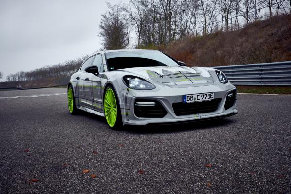 Techart Reveals 770hp Porche Panamera Turbo S E-Hybrid