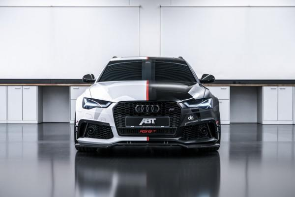 "Jon Olsson's New ABT Sportsline Audi RS6+ ""Phoenix"" is Here with 735-HP!"