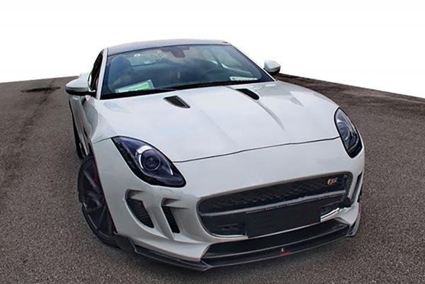 Full carbon kit for Jaguar F-Type