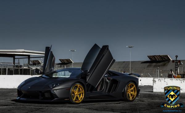 Misha Design Lamborghini Aventador